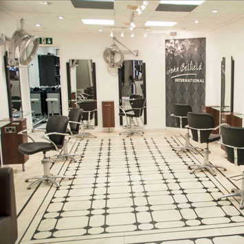 Inside the Newcastle Salon